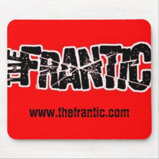 The Frantic Mousepad