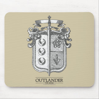 The Fraser Crest Mouse Pad