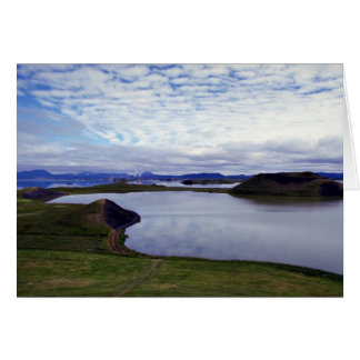 The Fratercula Arctica, Iceland Greeting Card