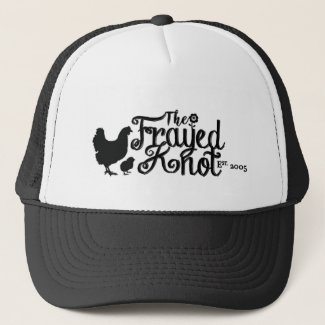 The Frayed Knot - Logo Trucker Hat