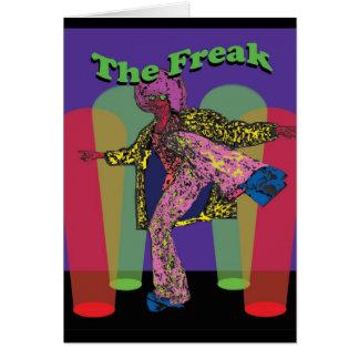 The Freak Card