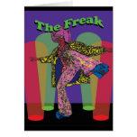 The Freak Cards
