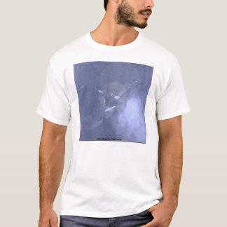 The Freakin Shams t-shirt with blurred picture