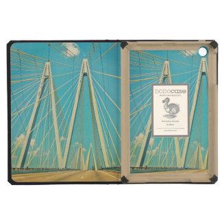 The Fred Hartman Bridge iPad Mini Retina Cases