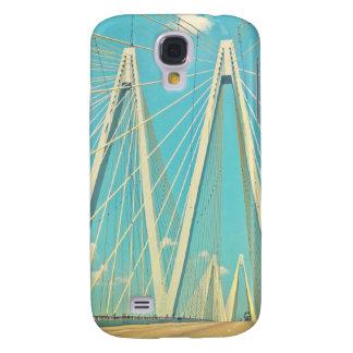 The Fred Hartman Bridge Galaxy S4 Cover
