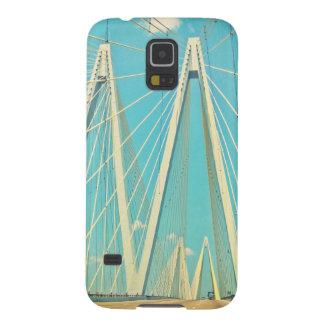 The Fred Hartman Bridge Galaxy S5 Case