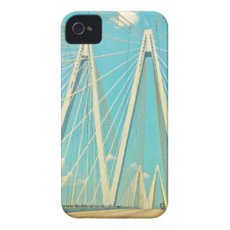 The Fred Hartman Bridge iPhone 4 Case-Mate Case
