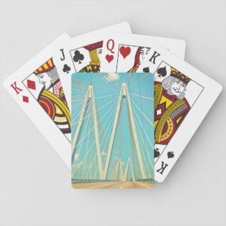 The Fred Hartman Bridge Playing Cards