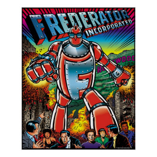 The Frederator Poster