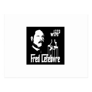 The Fredfather Postcard