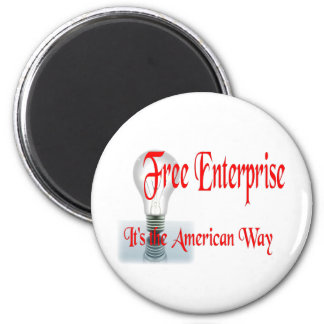 The Free Enterprise Magnet