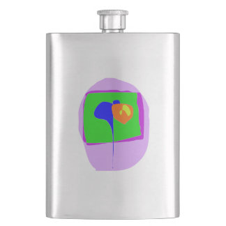 The Free Soul Flask