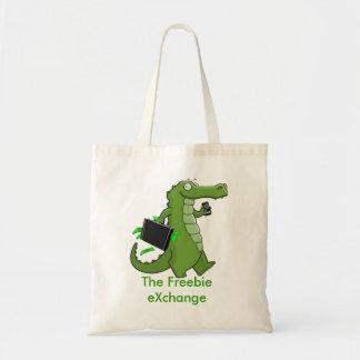 The Freebie eXchange Tote Budget Tote Bag