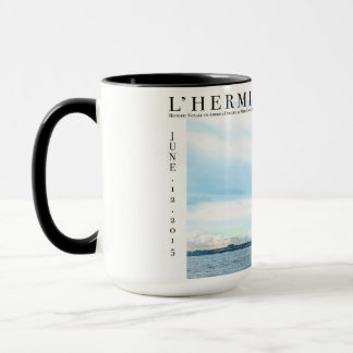 The Freedom Frigate in Old Town Alexandria Mug