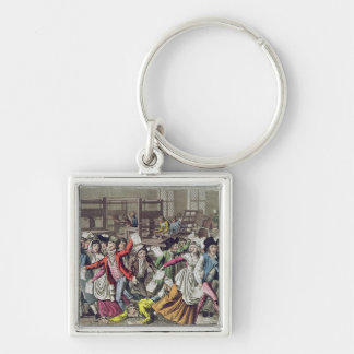 The Freedom of the Press, 1797 Keychain