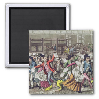 The Freedom of the Press, 1797 Fridge Magnet
