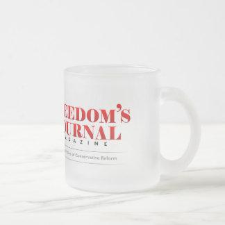 The Freedom's Journal mug