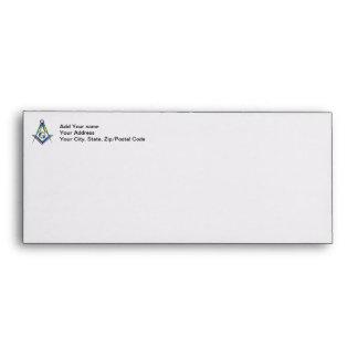 The Freemason Envelope