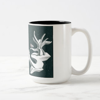 The Freezing Cold.. Two-Tone Coffee Mug