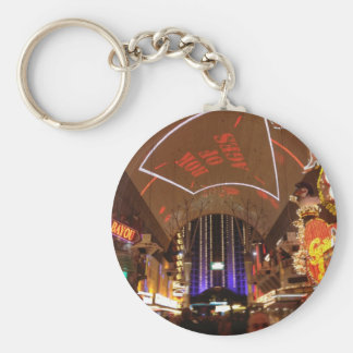 The Fremont Street Experience - Las Vegas Keychain