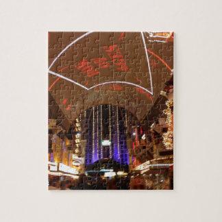 The Fremont Street Experience - Las Vegas Puzzle
