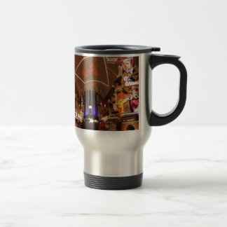 The Fremont Street Experience - Las Vegas Travel Mug
