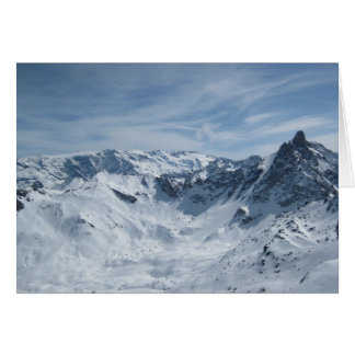 The French Alps Card