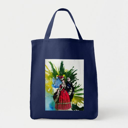 The French Bourbons by Michael Moffa Canvas Bag