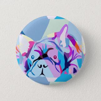 The french Bulldog Button