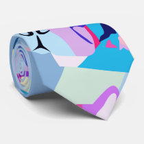 The French Bulldog Tie