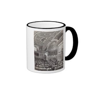 The French Chamber of Peers Ringer Mug