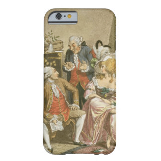 The French Dressing Room, engraved by P.W. Tomkins Barely There iPhone 6 Case