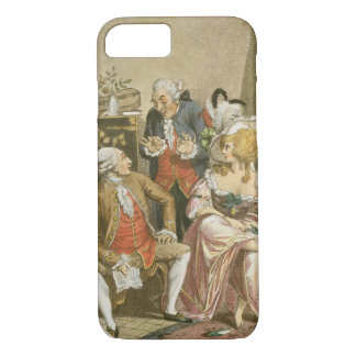 The French Dressing Room, engraved by P.W. Tomkins iPhone 8/7 Case