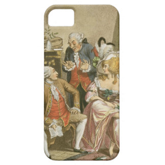 The French Dressing Room, engraved by P.W. Tomkins iPhone SE/5/5s Case