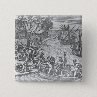 The French Fleet Plundering Button
