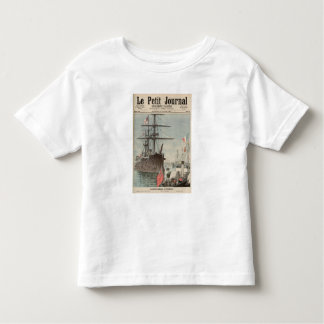 The French Flotilla in Portsmouth Shirt
