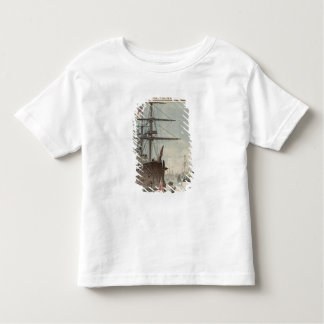The French Flotilla in Portsmouth T-shirt