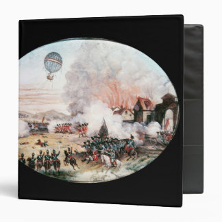 The French Observation Balloon, Vinyl Binders