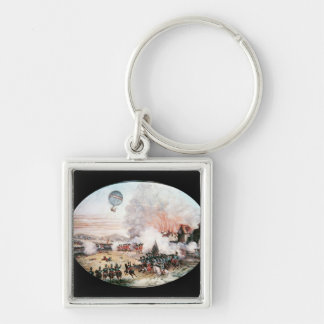 The French Observation Balloon, Keychain