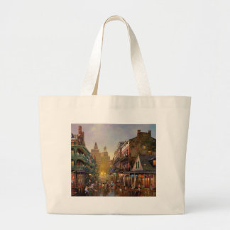 The French Quarter Large Tote Bag