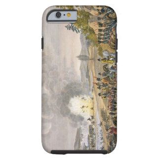 The French Retreat after the Battle of Leipzig, 19 Tough iPhone 6 Case