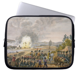 The French Retreat after the Battle of Leipzig, 19 Laptop Sleeve