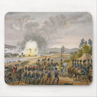 The French Retreat after the Battle of Leipzig, 19 Mouse Pad