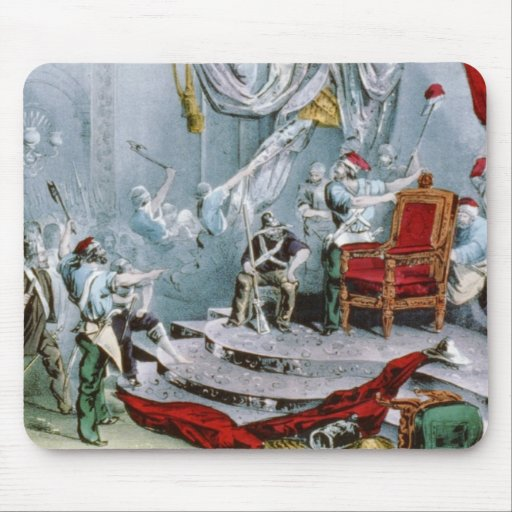 The French Revolution Mousepads