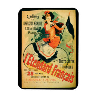 'The French Standard', poster advertising the 'Ate Magnet