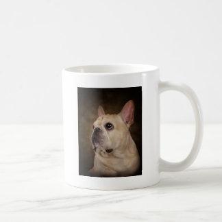 The Frenchie Classic White Coffee Mug