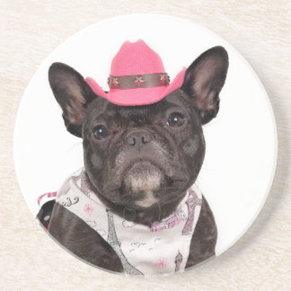 The Frenchie Coaster