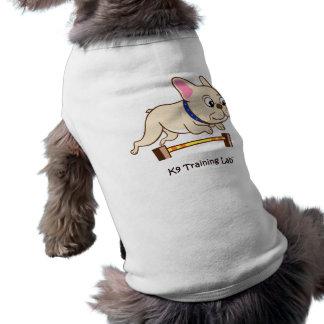 The Frenchie Doggie Tank Dog Tshirt
