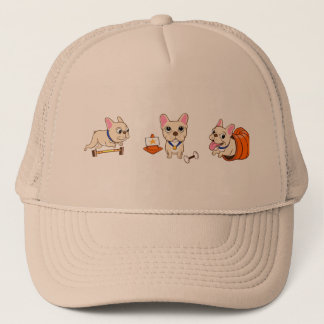 The Frenchie Hat