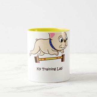 The Frenchie (Jump) Mug
